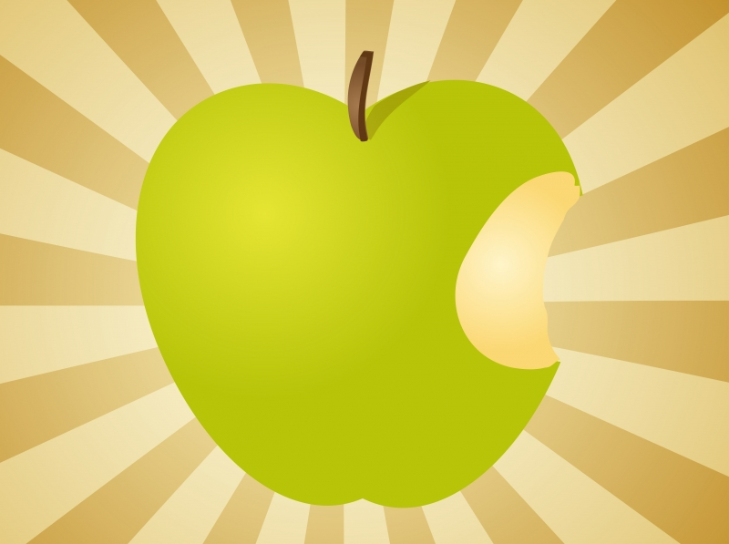 718437-apple-with-bite-illustration